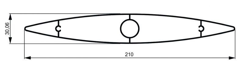 Gibljivi brisoleji - MODEL ''O-210'' 3